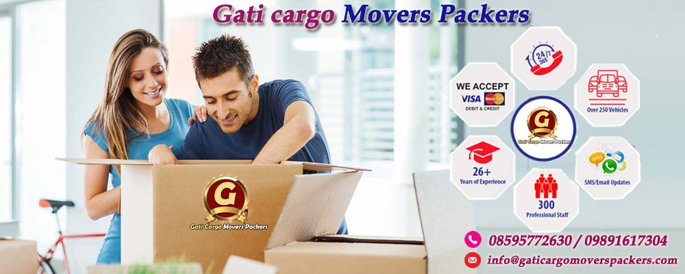 Gati Cargo Movers Packers